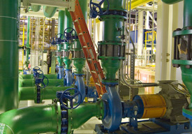 Quackenbush Co., Inc. General mechanical contractor in Buffalo, New York - power plants, water treatment plants, industrial facilities, commercial buildings, hospitals and schools, pharmaceutical and food processing facilities